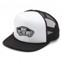 Vans Classic Patch Trucker white/black