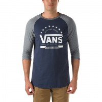 Vans Game Day Raglan navy/heather grey