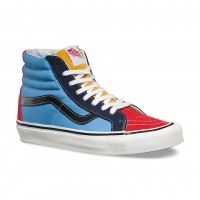 Vans Sk8-Hi 38 Reissue 50th stv/multi color