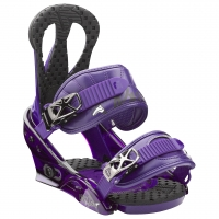 Burton Citizen purple