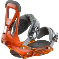 Burton Custom Est clearly orange