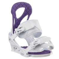 Burton Stiletto-Disc white/purple