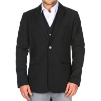 Volcom Dapper Stone S.blazer new black