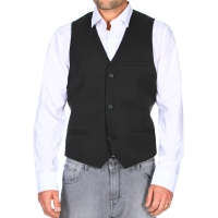 Volcom Dapper Stone Vest new black