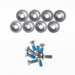 Gravity Binding Screws silver 2019/2020