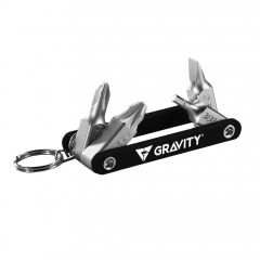 Gravity Pocket Tool black 2019/2020