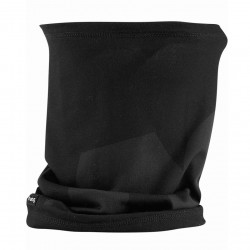 Analog Icon Neck Warmer true black