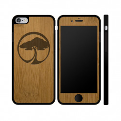 Arbor Arbor Tree Icon Iphone 6/6S bamboo