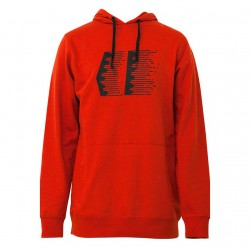 Armada Multiply Pullover Tech Hoody burnt sienna