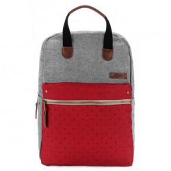 G.ride Benedicte grey/red