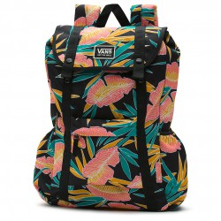 Vans Caravaner black tropical