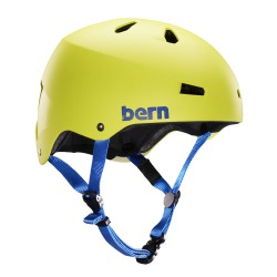 Bern Macon H2O matte neon yellow