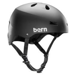 Bern Macon Team matte black