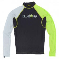Billabong Eclipse Ls lime
