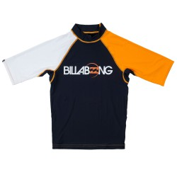 Billabong Eclipse Ss neo orange