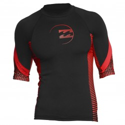 Billabong Nucleus Ss red