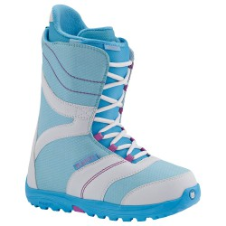 Burton Coco white/blue