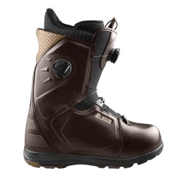 Flow Hylite Heel Lock Focus brown