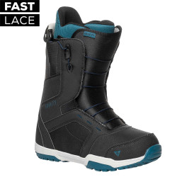 Gravity Recon Fast Lace black