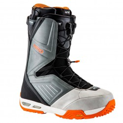 Nitro Team Tls grey/black/orange