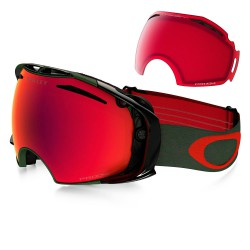 Oakley Airbrake dark brush black