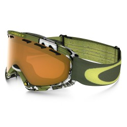 Oakley O2 XS shady trees army green