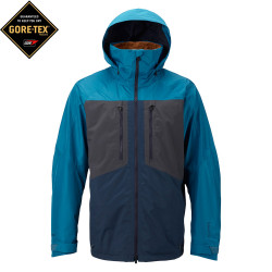 Burton Ak Swash mountaineer/faded/mood indigo