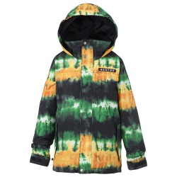Burton Boys Amped slime surf stripe