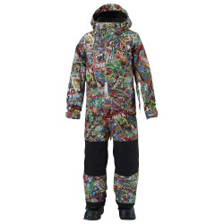 Burton Boys Minishred Striker marvel