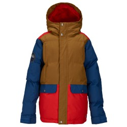 Burton Boys Tundra Puffy beaver tail block