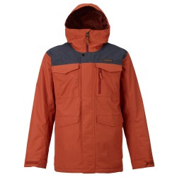 Burton Covert picante/denim