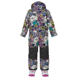 Burton Girls Minishred Illusion animalia