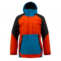Burton Restricted Pole Cat burner colorblock