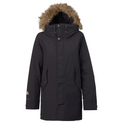 Burton Wylie Parka true black