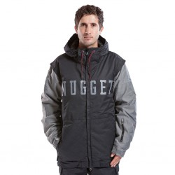 Nugget Shepard Ins black/charcoal grey