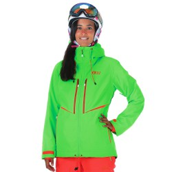 Picture Exa neon green/neon coral