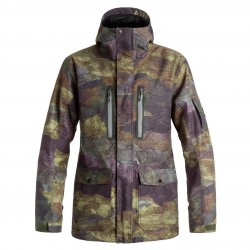 Quiksilver Dark And Stormy woodland