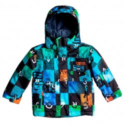 Quiksilver Little Mission Kids chakalapaki origin