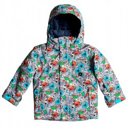 Quiksilver Little Mission Kids sesame street oscar