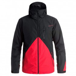 Quiksilver Mission Colorblock black