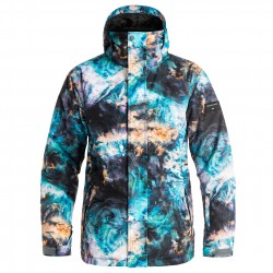 Quiksilver Mission Printed oil and space