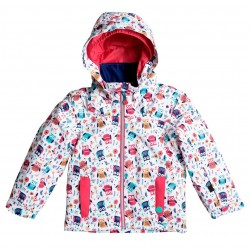 Roxy Mini Jetty little owl bright white