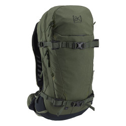 Burton Ak Incline 20L rifle green ripstop