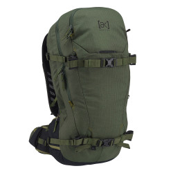 Burton Ak Incline 30L rifle green ripstop