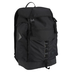 Burton Fathom true black heather twill