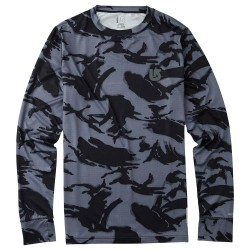 Burton Lightweight Crew true black dpm camo