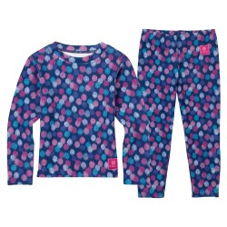 Burton Minishred Fleece Set ikat dot