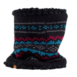 Burton Notch Neck Warmer true black