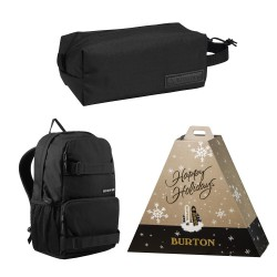 Burton School Pack true black