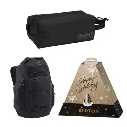Burton Student Pack true black